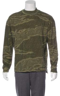 Yeezy Camouflage Oversize T-Shirt w/ Tags