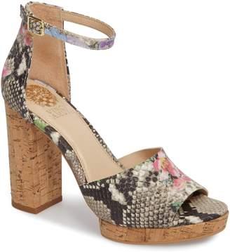 Vince Camuto Ciestie Platform Sandal
