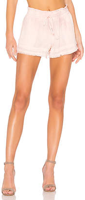 Bella Dahl Frayed Flowy Short
