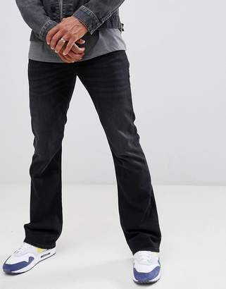 Diesel Zatiny bootcut jeans in 069BG