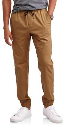 George Men's Twill Jogger Pants