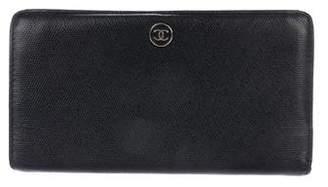Chanel CC Yen Wallet