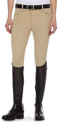 Ariat Women's Heritage Low Rise Knee Patch Front-Zip Pant
