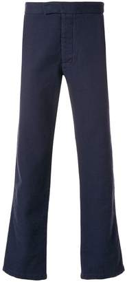 MAISON KITSUNÉ Nico chino trousers