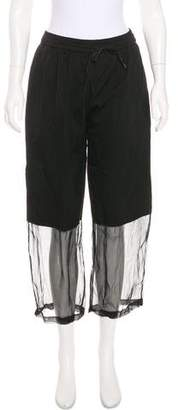 Nomia High-Rise Wool Pants