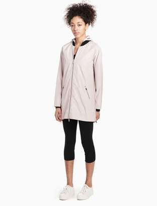 Calvin Klein zip pocket hooded jacket