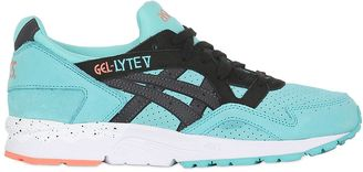 Gel-Lyte V Miami Suede Sneakers $144 thestylecure.com