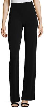 Liz Claiborne Woven Curvy Pants - Tall Inseam 29.5