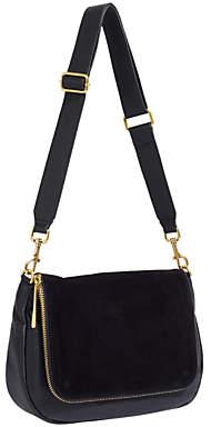 Jigsaw Nico Cross Body Bag, Black