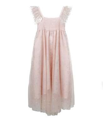 Luna Luna Baby Stella Dress - Ballet Pink