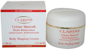 Clarins Unisex Skincare Body Shaping Cream 188.80 ml Skincare