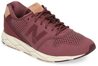 Women's New Balance 96 Mash-Up Sneaker $109.95 thestylecure.com
