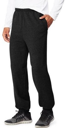 Hanes Sport Ultimate Cotton Big Men's Fleece Sweatpants with Pockets