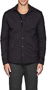 Isaora MEN'S INSULATED COACHES JACKET-BLACK SIZE S