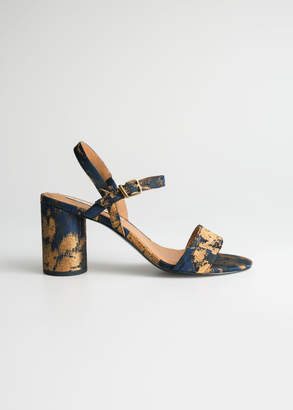 c2282e840bd And other stories Blue Women's Shoes - ShopStyle