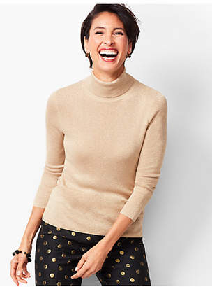 Talbots Sparkle Turtleneck Sweater