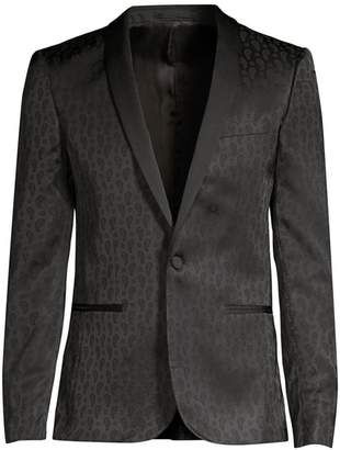 The Kooples Jacquard Jacket