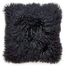 Mongolian Lamb Fur Pillow