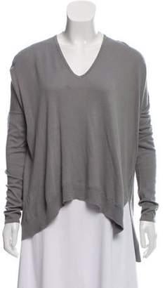 Helmut Lang Lightweight V-Neck Sweater