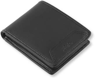L.L. Bean L.L.Bean Field Leather Wallet