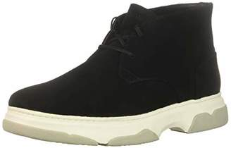 Calvin Klein Men's Perry Calf Suede Sneaker