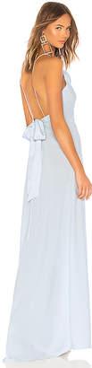 LPA Tie Back Gown