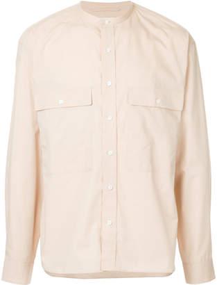 ... Lemaire mandarin collar shirt