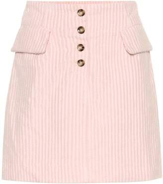 Baum und Pferdgarten Shani cotton-corduroy skirt
