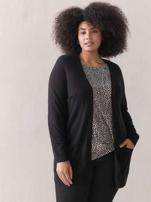 Long Modal Cardigan - In Every Story