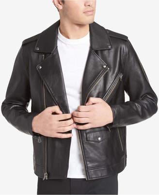 Levi's Men's Faux-Leather Motorcycle Jacket