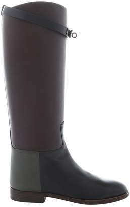 Hermes Other Leather Boots