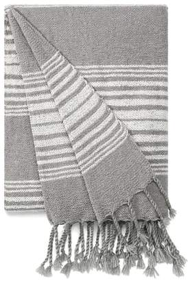 Nautica Marrave Radial Throw Blanket