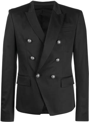 Balmain military-inspired blazer