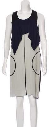 Marni Sleeveless Knee-Length Dress w/ Tags