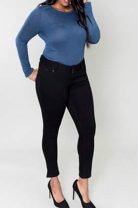 YMI Jeanswear Black Skinny Jean