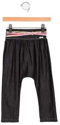 Junior Gaultier Girls' Smarty Harem Pants w/ Tags