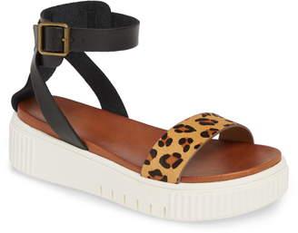 Mia Lunna Platform Ankle Strap Sandal