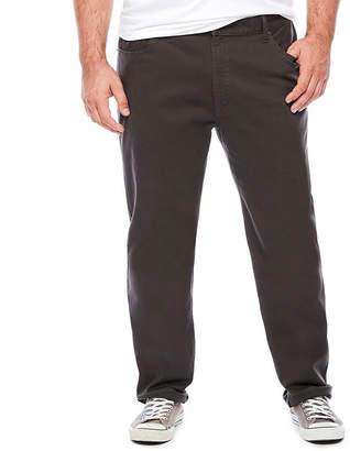 U.S. Polo Assn. USPA Flat Front Pants-Big and Tall