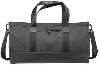 Men's Timberland 'Walnut Hill' Canvas Duffel Bag - Black $95 thestylecure.com