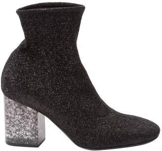 Celine Cloth Ankle Boots