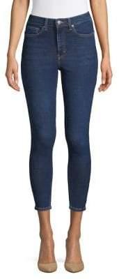 Topshop MOTO 30 Inch Leg Jamie Jeans