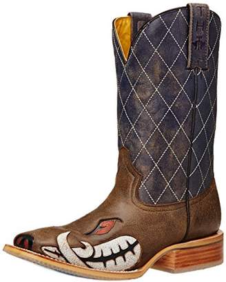 Tin Haul Shoes Men's Not Boaring Western Boot