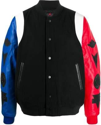 Nike college bomber jacket
