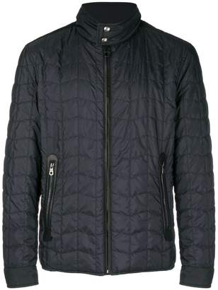 Salvatore Ferragamo quilted lightweight jacket