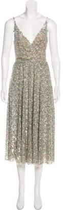 Valentino 2016 Sequined Dress
