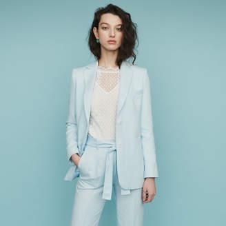 Maje Suit jacket in wool blend