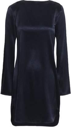 Theory Satin Mini Dress