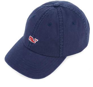 Vineyard Vines Womens Jolly Plaid Baseball Hat