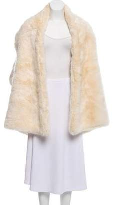 Stella McCartney 2016 Faux Fur Vest w/ Tags