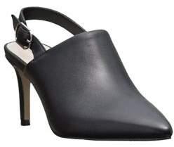 Tahari Pierrette Leather Slingback Pumps